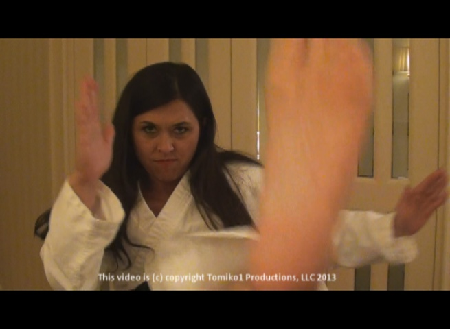 Mistress had karate training on her slave face part 1 of 2 10